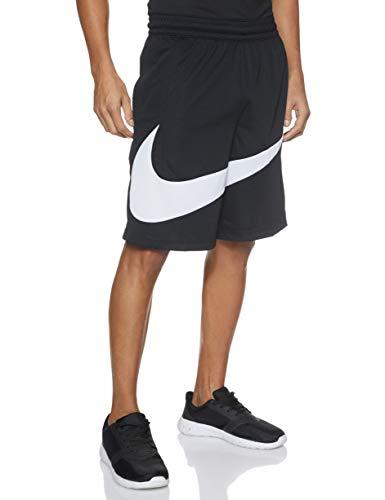 Nike Herren M NK Dry HBR Short 2.0 Sport, Black/(White), 2XL