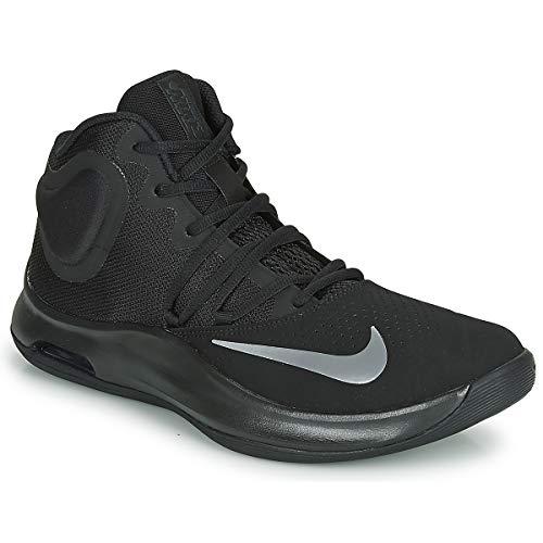 Nike Unisex-Erwachsene AIR Versitile IV NBK Basketballschuhe, Schwarz (Black/MTLC Cool Grey/Anthracite 1), 47 EU