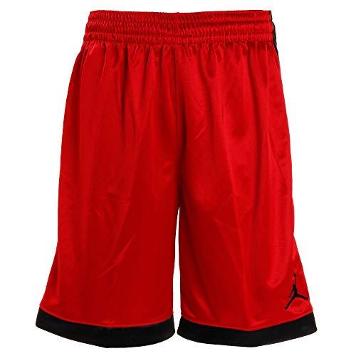 Nike Herren Jordan Shimmer Shorts, Gym Red/Black/(Black), M