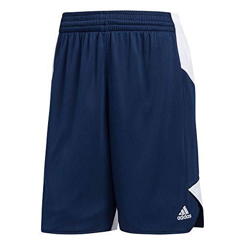 adidas Damen Crazy Explosive Shorts, Conavy/White, Gr. 3XLT