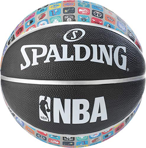 Spalding Unisex-Adult 3001531010007_7 Basketball, Multicolor, 7